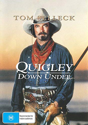 £10.42 • Buy `selleck, Tom`-quigley Down Under Dvd New