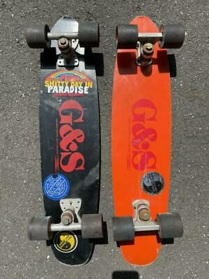 AU1411.05 • Buy G&S 70s Vintage Gordon And Smith Skateboard Set Complete
