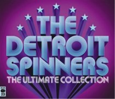 £19.25 • Buy The Detroit Spinners-Ultimate Collection CD NEU