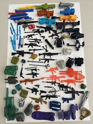 $ CDN37.66 • Buy GI Joe Vintage Accessories Lot 3 Cobra 1980's Hasbro Original Vipers Joes Others