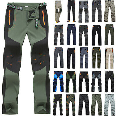 $22.98 • Buy For Men Construction Casual Combat Work Wear Trousers Utility Work Pants Outdoor