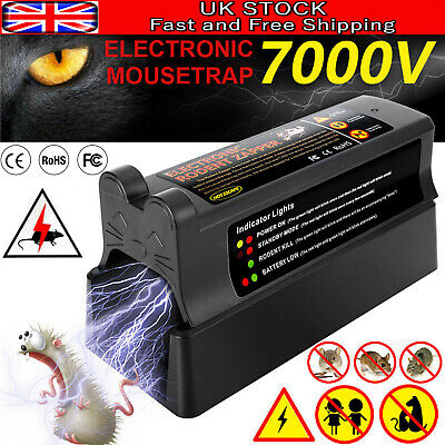 £26.99 • Buy Electronic Mouse Trap Mice Rat Killer Pest Victor Control Electric Zapper Rodent