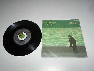 £1.71 • Buy Mike Oldfield - Moonlight Shadow (1983) Vinyl 7` Inch Single Vg +