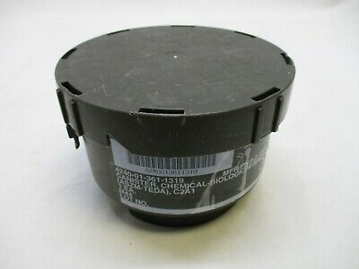 $34.95 • Buy NEW M40 GAS MASK C2A1 40mm FILTER SEALED UNOPENED 1319