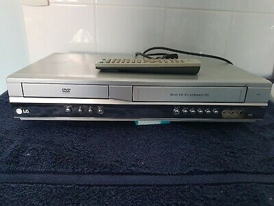 AU115 • Buy  LG V271 Combo VCR DVD Player + Video Recorder + Remote