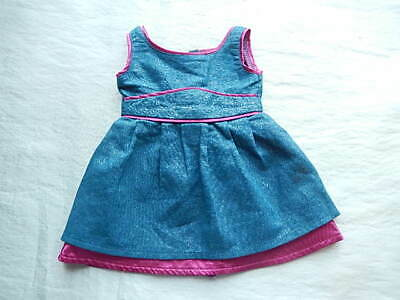American Girl Doll McKenna's Fancy Outfit Dress VGC • 16£