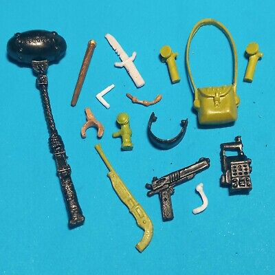 $ CDN75.32 • Buy Vintage GI Joe Mic Knife Gun Talon Baton Flashlight Custom Parts Lot