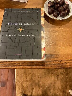 House Of Leaves By Mark Z. Danielewski (2000, Trade Paperback) • 36.42£