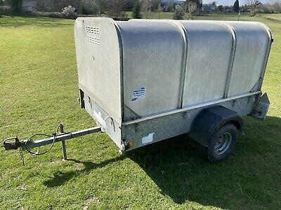 IFOR WILLIAMS P6E LIVESTOCK TRAILER *NO VAT* Sheep/Pigs • 600£