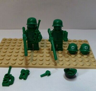Lego Toy Story Army Minifigure Lot With Accessories And Extras.  • 2.90£