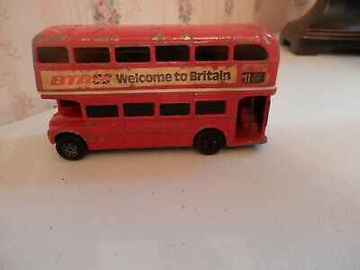 $ CDN5.01 • Buy Corgitronics London Double Decker Bus - Electronic Beep-beep Sounds Working