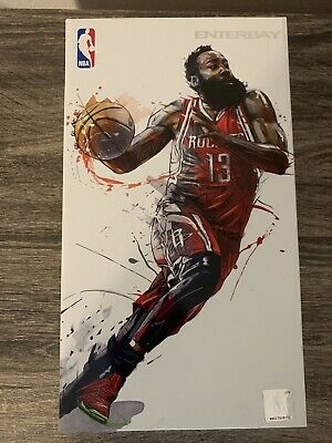 $135 • Buy Enterbay NBA 1/9 James Harden Figure