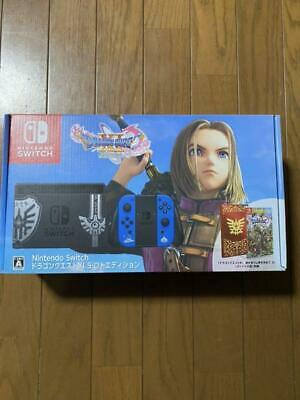 AU1112.93 • Buy Nintendo Switch Dragon Quest XI S Console Lotto Edition Excellent From Japan