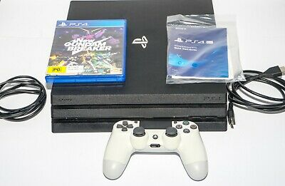 AU349.99 • Buy Sony PlayStation 4 Pro PS4 Pro 1 TB Storage Console With Game