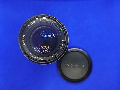 $ CDN171.87 • Buy Sony E-Mount Adapted Auto Yashinon DS-M 50mm F/1.4 MF M42 Lens For A6000 Nex