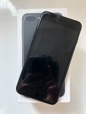 Apple IPhone 7 Plus - 128GB - Black (Vodafone) A1784 (GSM) EXCELLENT CONDITION • 185£