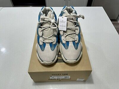$ CDN346.17 • Buy Adidas Yeezy 500 High Frosted Blue Size 11 GZ5544 IN HAND