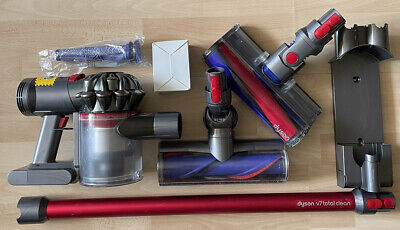 AU341.88 • Buy DYSON V7 Cordless Vacuum Cleaner Total Clean - Refurbished New Battery Filter +