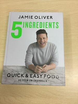 AU11.72 • Buy 5 Ingredients - Quick & Easy Food: By Jamie Oliver