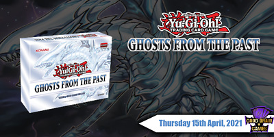£0.99 • Buy Yu-Gi-Oh! Ghosts From The Past GFTP-EN Singles (Any 4+ 40% Off)
