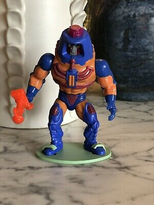 $9.99 • Buy Vintage Masters Of The Universe MOTU Man-E-Faces Figure W/Accessories