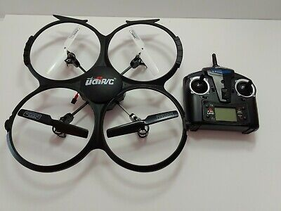 AU19.96 • Buy UDI RC U818A Discovery RC Drone  - 720p Quadcopter HD FOR PARTS
