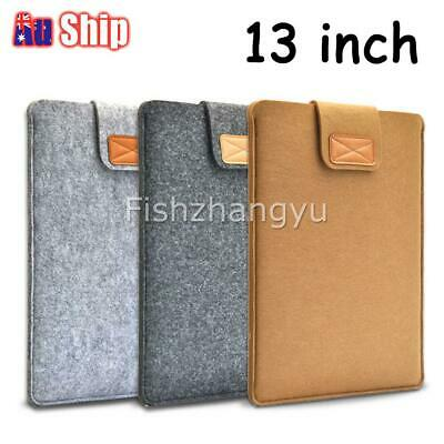 AU10.99 • Buy 13  Soft Ultrabook Laptop Sleeve Carry Case Cover Bag For Macbook Air 11-13inch