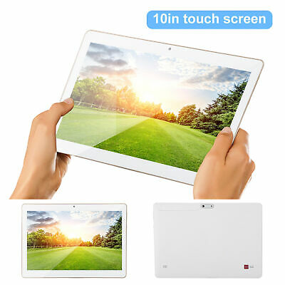 AU154.49 • Buy 10inch HD Tablet PC 1GB RAM 16GB ROM 3G WiFi Android 4.4 Dual Camera Bluetooth