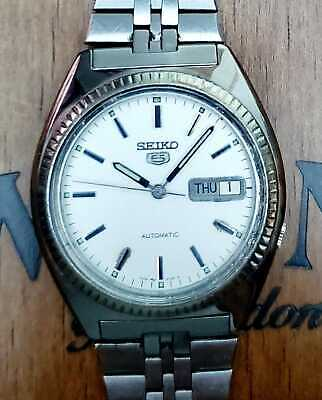 $ CDN22.50 • Buy VINTAGE SEIKO 5 7009-8910  Automatic Men's Japan Made Watch