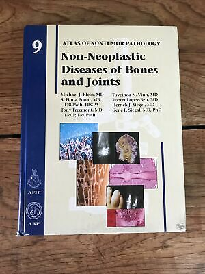 Non-Neoplastic Diseases Of Bones And Joints (Atlas Of Nontumor Pathology) By… • 94.24£