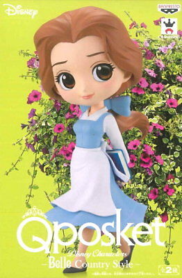 $ CDN38.73 • Buy Q Posket Disney Characters Country Style Special Color Belle / 100% Authentic!!