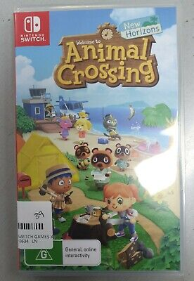 AU55 • Buy Animal Crossing: New Horizons (Nintendo Switch, 2020)