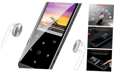 $44.42 • Buy 16GB MP3 Player,  MP3 Player With Bluetooth 4.1, Portable HiFi Lossless Sound