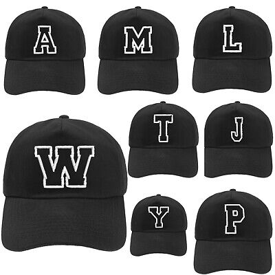 $ CDN13.66 • Buy Adult Baseball Cap With Embroidered Letters Men Women Hat Adjustable Strap