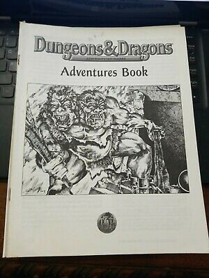 AU25.76 • Buy Dungeons And Dragons 2nd Edition Various Starter Set Pieces