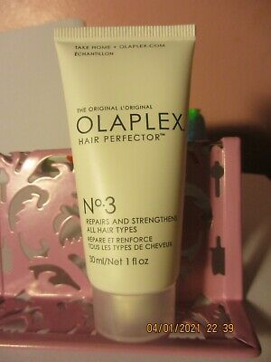 AU7.76 • Buy OLAPLEX No. 3 Hair Perfector Repairs & Strengthens 30ml / 1oz  Brand New!