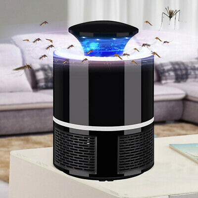 AU1.31 • Buy USB Mosquito Insect Killer Electric Lamp LED Light Fly Zapper Bug Trap Catcher