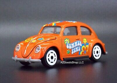 VW Beetle Scale 1:64 Metal Car Diecast In Vintage Majorette Gift Box #A68 • 7.24£