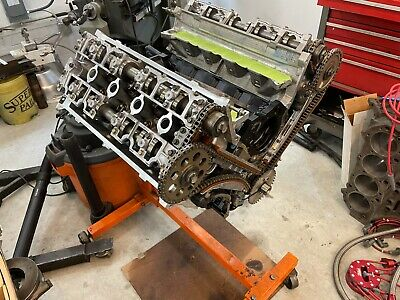 $5999.99 • Buy REMAN 2003-04 Ford Mustang Cobra 4.6L Engine Long Block Heads Manley Rods Cams