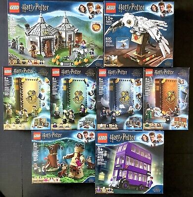 $ CDN238.88 • Buy Lego Harry Potter - Assorted LOT Of 8 New Factory Sealed Sets