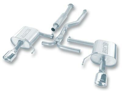 $927.99 • Buy Borla 2.5  Stainless Steel Cat-Back Exhaust For 2005-08 Subaru Legacy GT