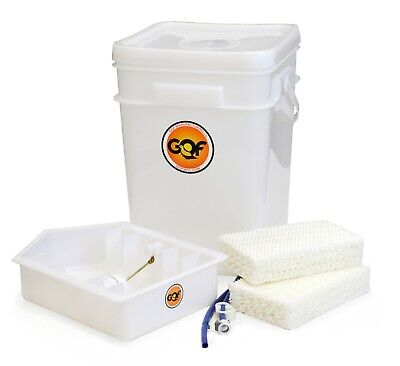 $ CDN84.34 • Buy NEW GQF 3030 Water Reserve System For Cabinet Incubators - 5 Gallon Tank Hose