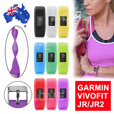 AU4.95 • Buy For GARMIN VIVOFIT JR 1 JUNIOR 2 Replacement Band Fitness Wristband Tracker
