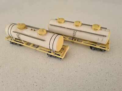 AU25.50 • Buy 2x Lloyds Models NSWGR Oil Tanks Wagons.
