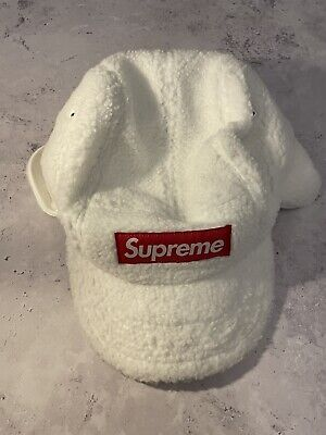 $ CDN64.75 • Buy Supreme Earflap Camp Cap (M/L) - IN HAND