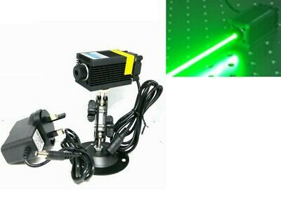 AU226.03 • Buy Focusable 520nm 1W Green Laser Dot Locator Module 12V Power Engraving Lasers