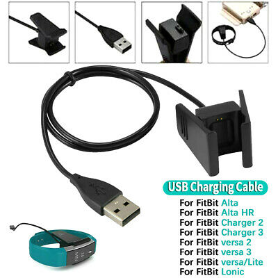 $ CDN4.72 • Buy For Fitbit Alta/HR/Charge/versa/Inspire/Blaze Charging USB Cable Charger Lead