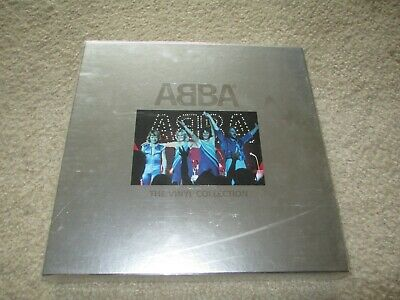 £336.80 • Buy Abba The Vinyl Collection 9 Lp Record Box Set Great Shape