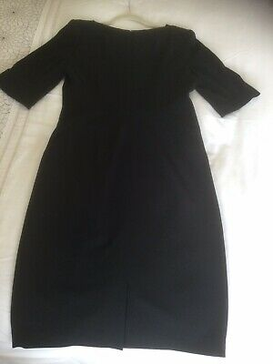 AU44.48 • Buy LK Bennett Black Ladies Dress, Size 14.