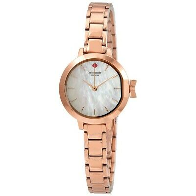 $ CDN100.19 • Buy Kate Spade Park Row Mop Dial Date Rose Gold St.steel Ladies Watch Ksw1363 New